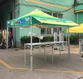 Aluminum Heavy Duty Folding Tent in commercial series
