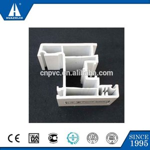 High content ultraviolet absorbent 88 sliding series plastic pvc angle profiles