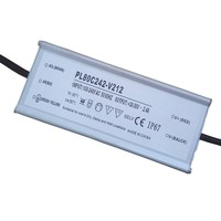 80W 2400MA 30-36VDC LED Driver 100-240VAC Waterproof Constant Current Power Supply