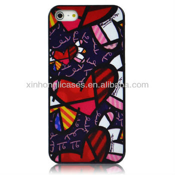 for iphone custom printed fashion graffiti cover case
