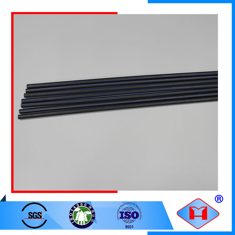 Plumbing materials cold irrigation plastic water pipe polyethylene pipe