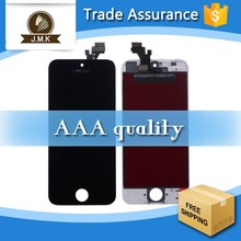 For iphone 5 touch screen lcd,for iphone 5 screen glass,for iphone 5 china touch screen mobile phones