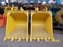machinery excavator rock bucket