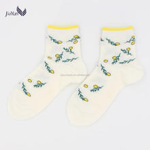 knitting pattern ankle women combed cotton socks