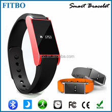Cheapest LED bluetooth Silicone bracelet working for Iphone 6 6s 6splus galaxy S8/S8+/S7/S7 Edge/Note5/ S6 Edge+