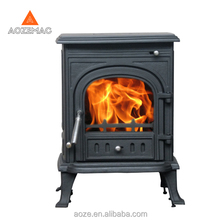 Classic wood burning cast iron stove CE