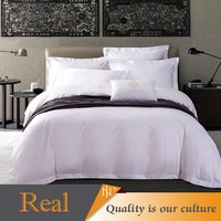 Free Sample Custom Hotel White Cotton