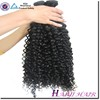 unprocessed no shedding no tangle cheap virgin indian curly hair