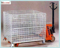Stacking Steel Cage Supplier Stackable Crate