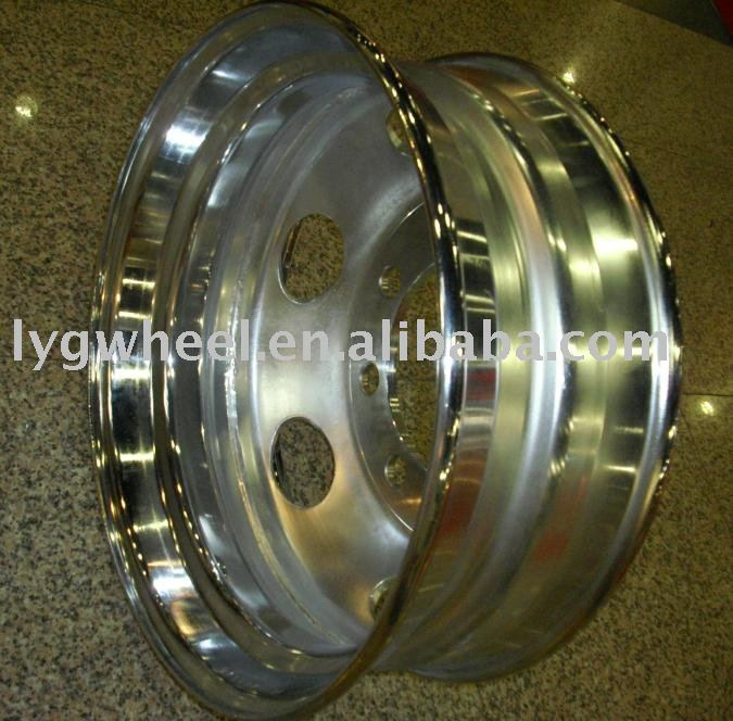 Hot Selling 8.25x22.5 & 9.00x22.5 Bus & Truck Chrome Wheel