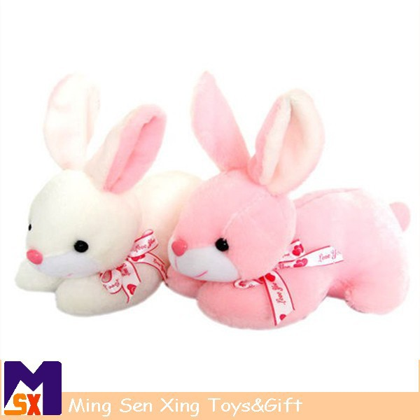 Promotion gift stuffed bunny 9