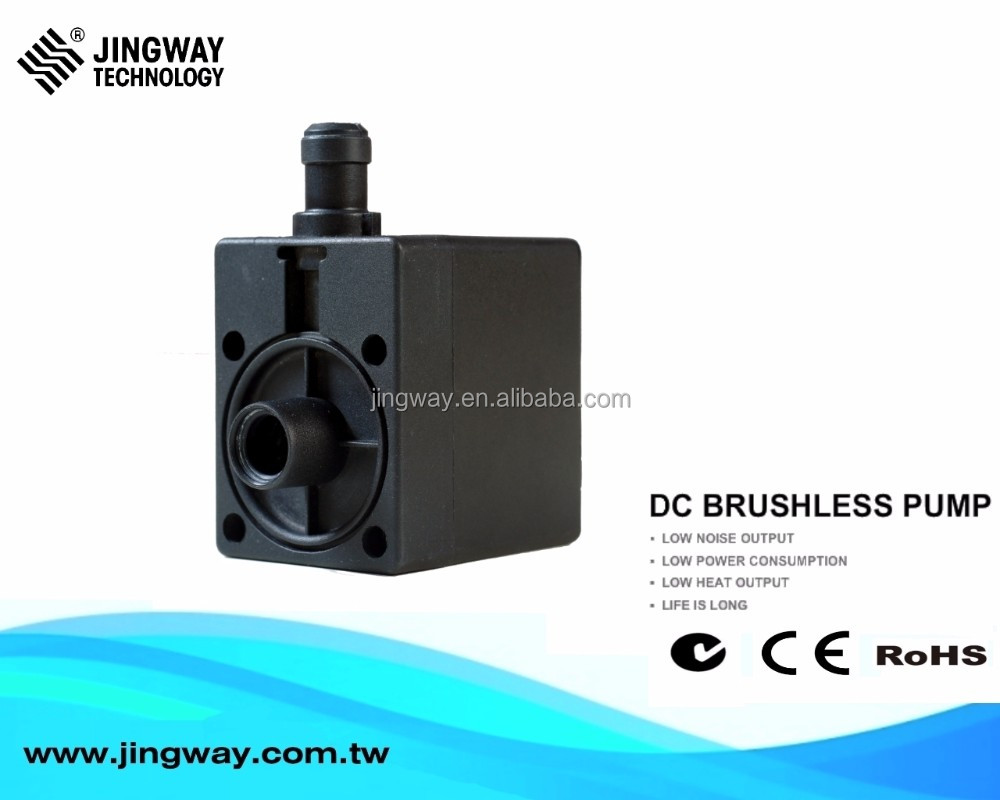 24V 600S MADE IN TAIWAN DC BRUSHLESS WATER COOLING PUMP