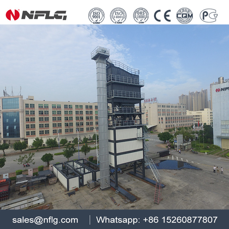 Supply Tower-type Asphalt Mixing Equipment and related products