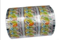 custom color printed cup covers laminated Tea Packing film/Cup sealing film