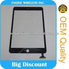Replacement tablet glass touch screen for ipad mini digitizer