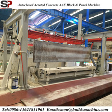 AAC block machine for engineering construction