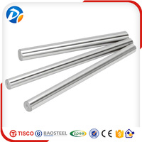 Ansi 316 Stainless Steel solid Round Bar with Factory Price for Pull Handles with large stock in Alibaba