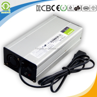 CE Certification Full Automatic 24V Li-ion Battery Charger For Tricycle