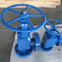 "1/2""-48"" WCB Single-track High Quality Flanged Globe Valve"