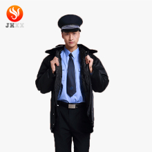 Man safety workwear outer security jacket work uniform