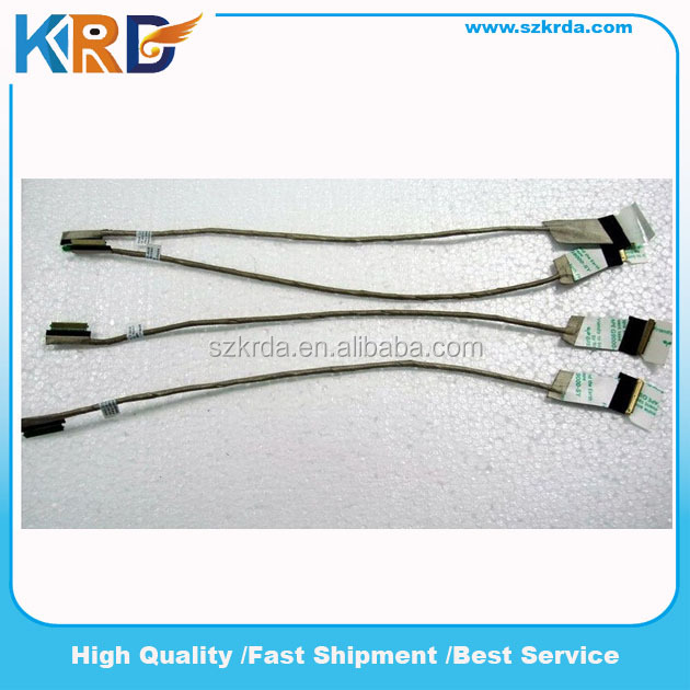 Notebook LCD Cable for Lenovo IBM Thinkpad T530 T530I W530I lcd extension cable