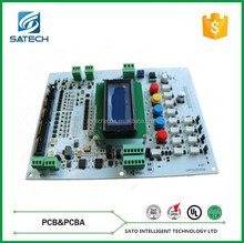 OEM electronic gps tracker circuit board and assembly gps tracker pcb