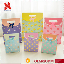 Best price large discount various color and size custom cardboard paper packaging bag