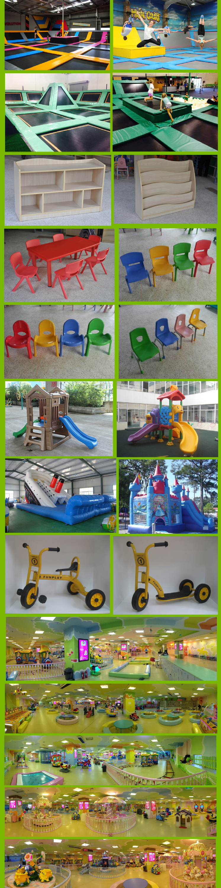 CE Standard ISO9001 Quality Control Theme Commercial Indoor Children Playground