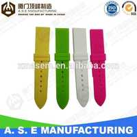 Fashion custom silicone rubber watch band silicone sex doll aino