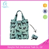 Foldable Polyester Shopping Bag, Lightweight Reusable Shopping Bag