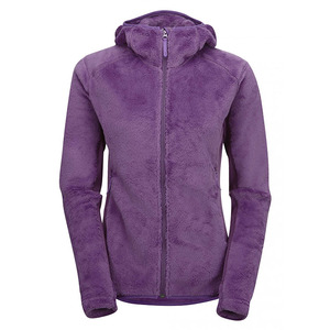 Full Zip Sherpa Lined Fleece Hoodie Sherpa Fleece Jacket