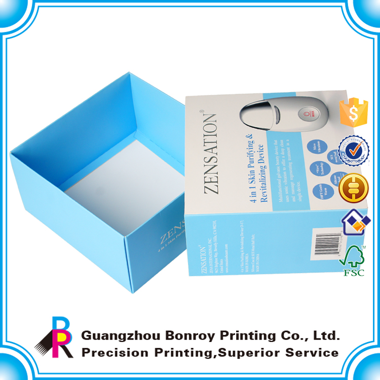 High quality custom slide packaging box wholesale