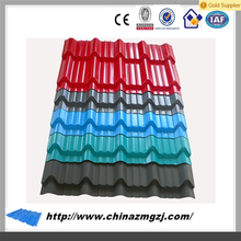 gangzhijie high quality colorful aluminium roofing