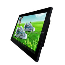 For elevator floor stand lcd ips panel touch all in one