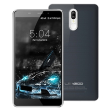 Same Day Shipping Original LEAGOO M8 Pro, 2GB+16GB Dual Rear Cameras, 0.19s Fingerprint, 5.7 inch 4G Smart Android Phone