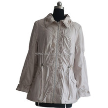 Softshell light comfortable high quality Ladies Windbreaker