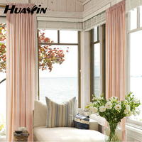 100%polyester chenille material jacquard blackout fabric curtain for living room