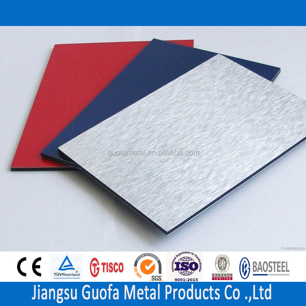 2mm Thick H14 3003 3004 Ivory Coated Aluminium Sheets With Various Specification