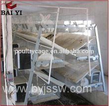 Rabbit Cage With Pull Out Tray and Rabbit Farming Cage