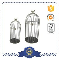 Low Price Black Comfortable Bird Cage