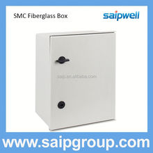 2014 Saip/Saipwell New IP66 GFRP GRP enclosure / box ( SMC404020 )