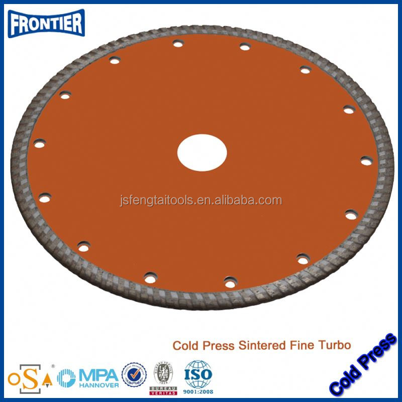 "110mm cold press continuous rim 4.3""diamond saw blade disc diamond tile cutting tools electric for ceramic, tile,porcelain"