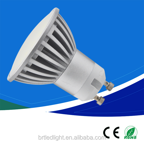 220v LED GU10 5W spotlight light , Mr16 led light spot dc12v ,led spotlight manufacturer
