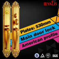 American standard diary lock and keys in Chinese manufacturer