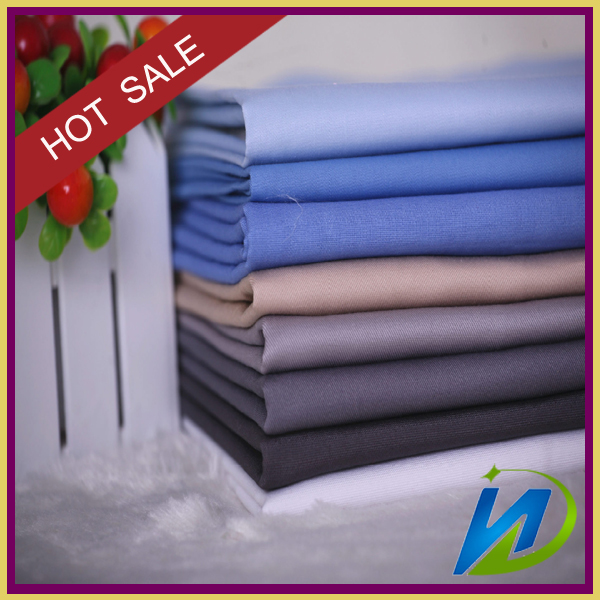 popeline blended cotton fabrics for shirts