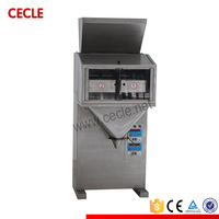 New condition automatic bean powder weigh and filling machine