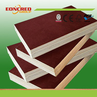 18mm Marine Brown Film Faced Plywood