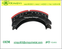 4719 brake shoe kit lined brake shoe