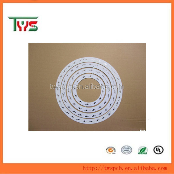 high power led light aluminium pcb with ce saa certificate