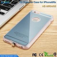 Wireless Type Cell Phone Case TPU Qi Wireless Charger Receiver Case